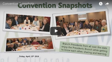 Convention 2016: AAUW-CA Empowering You! Recap