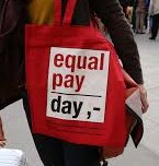 Equal Pay Day and Equal Pay
