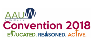 Early Registration - AAUW California Convention 2018