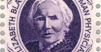 Elizabeth Blackwell Stamp