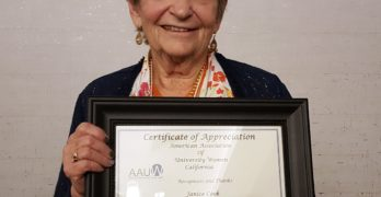 AAUW Funds & Named Gift Honoree 2017