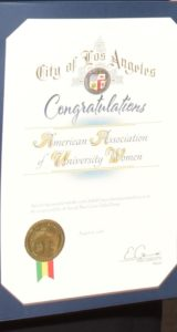 AAUW-Certificate-United-Nation