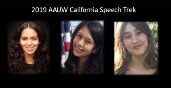 3 2019 speech trek participants